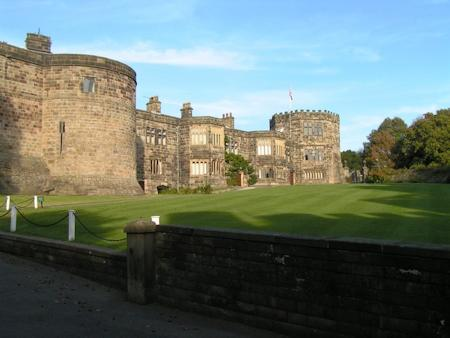 Skipton Castle living quarters